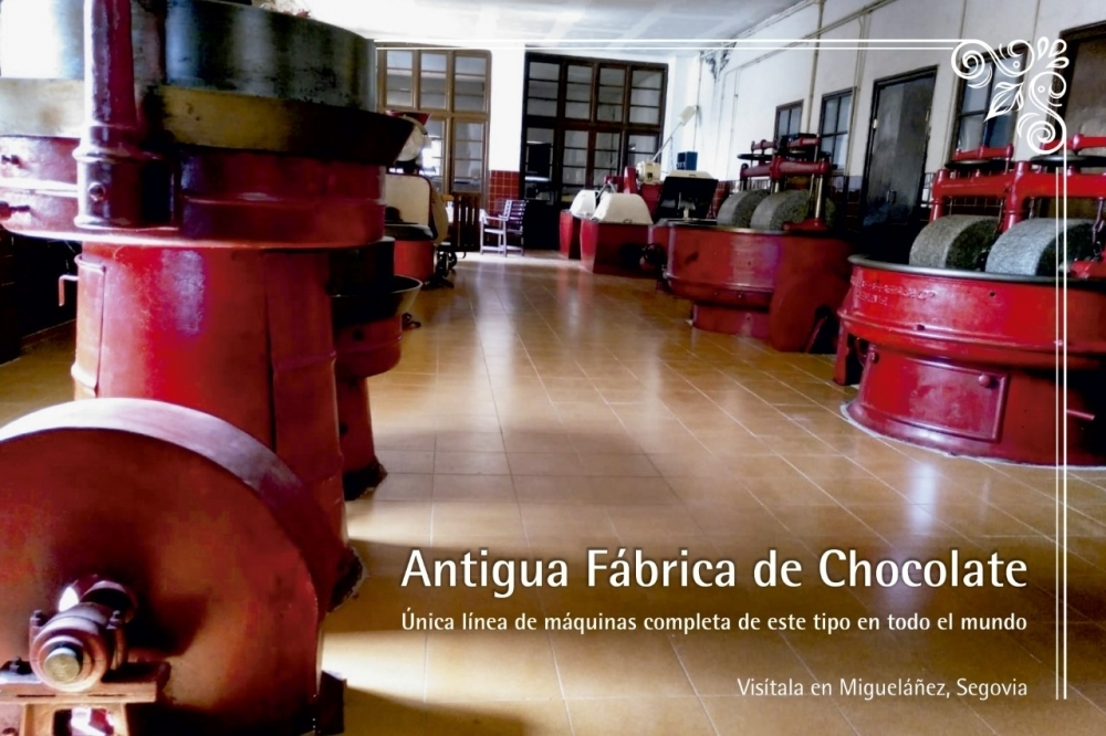 - ANTIGUA FÁBRICA DE CHOCOLATE